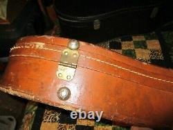1959 Gibson Original Les Paul Brown Case, 5-latch Style, In Excellent Condition