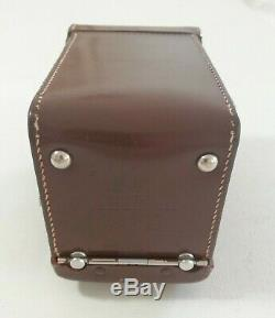 1960s ROLLEIFLEX T Model K8 T2, Zeiss 13.5 75mm, In Original Leather Case
