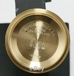 1995 ROLEX ORIGINAL DAY-DATE Ref 18238 DOUBLE QUICK SET CASE & CASE BACK