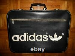 ADIDAS RETRO VINTAGE MEDICAL CASE DOCTORS BAG FOR MEDICAL KIT FROM 70's RARE