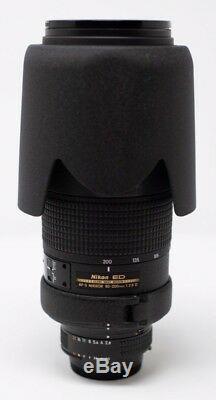AF-S Zoom-Nikkor 80-200mm f/2.8D IF-ED AF With Original Leather Carry Case & Box