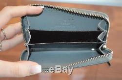 Authentic Gucci Guccissima Original GG Leather 255452 Card Case FREE SHIP