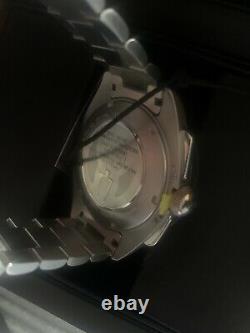 BRAND NEW Bulova Lunar Pilot 44mm Stainless Steel Case Srainles Steel Strap