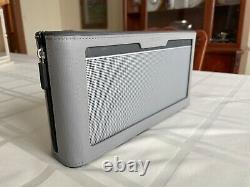 Bose Soundlink 3 iii Bluetooth Speaker with Original Bose Leather Case & Charger