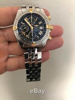 Breitling watch, Perfect condition and include original case and certificate