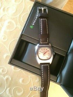CERTINA Club 2000 Automatic watch Stainless Steel case original crown + Box
