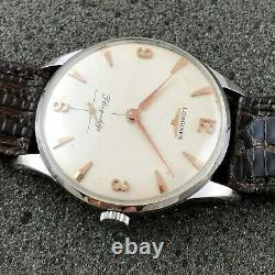COLLECTABLE LONGINES CAL 30L MOVEMENT SS CASE 36mm ORIGINAL DIAL