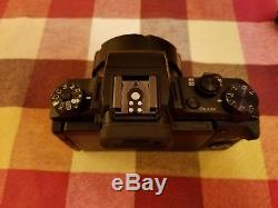 Canon PowerShot G1 X Mark III mint condition, With Original Leather Case
