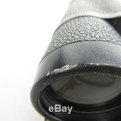 Carl Zeiss Jena Binoctem 7x50 Q1 Fernglas / Bionocular + original leather case