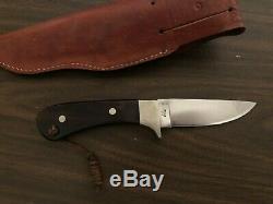 Case XX Arapaho (R503 SSP) Vintage Fixed Blade Knife + original leather sheath