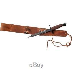 Case XX V-42 Military Fixed Knife 7.375 Chrome Vanadium Blade Wrapped Handle