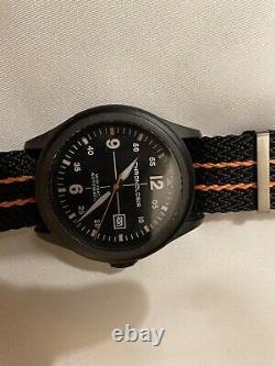 Chronologia Pilot Automatic Watch Carbon Fiber Case & Choice Of Extra NATO Strap