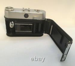 Diax L. I Vintage 35mm Viewfinder Camera With Original Leather Case C. 1950's