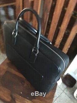 Dunhill Original New Leather Laptop Case/brief Case No Box