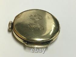 ELGIN PARISIENNE 1923 SOLID 14K BWCo HUNTER CASE SIZE 6/0 original box/tag/warr