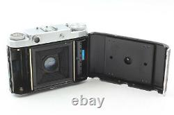 Exc+++ Zeiss Super Ikonta 6X6 531/16 All Functions Working From JAPAN FedEx