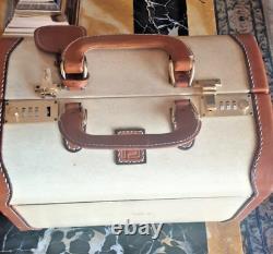 Fendi Vintage Jewellery/Vanity/Cosmetic case