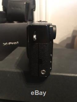 Fuji X-Pro1 with Original Leather Case