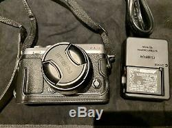 Fuji X-e3 Camera + Leather Case+ 35 Lens Near Mint + Original Packaging