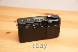 Fujifilm Klasse Black 35mm film Point and Shoot Original Leather Case