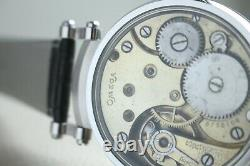 GOLD Vintage 1921` Handicraft Original Swiss movement 14K Dial New Cased Watch