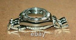 Genuine Breitling SS Pilot Band & Case for Chronomat Evolution 357A 011WEI
