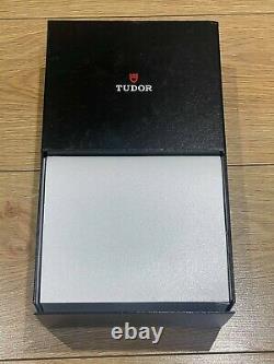 Genuine Original Swiss Tudor Watch Box Case Complete Inner Outer Box 51433.64
