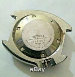 Genuine Seiko 6105-8110 Watch Case With Bezel & Original Glass Japan