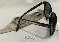 Gucci Sunglasses GG 3696/S in original leather hard case