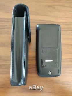 HP 50G in great condition with Original Leather Case. Scientific Calculator
