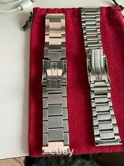 Halios Puck 1000M Dive Watch original version withcase, Isofrane, leather, more