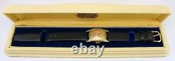 Hamilton BOULTON 14K G. F. Manual Wind Watch ART DECO 19J Cal. 982 ORIGINAL CASE