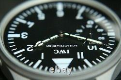 IWC Vintage 1904`s MILITARY PILOT STYLE A-DIAL New Cased Swiss Men`s Wrist Watch