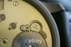 IWC Vintage 1911`s UK MILITARY PILOT STYLE A-DIAL New Cased Swiss Wrist Watch