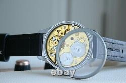 IWC Vintage 1930`s MILITARY PILOT STYLE A-DIAL New Cased Swiss Men`s Wrist Watch