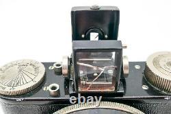 Kodak Nagel Pupille set, with original leather case, Leica Leitz FODIS RARE