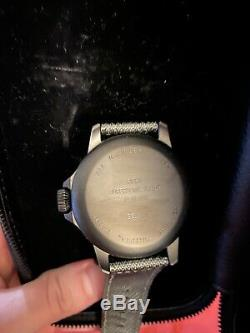 Laco Bell X1 Automatic Pilot Watch, Black PVD Case, Sapphire Crystal #861907