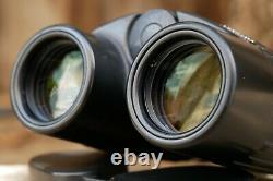 Leica Trinovid 8 x 32 BA Binoculars (Used) w Original Leather Case + 2 Straps