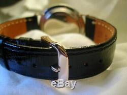 Longines Vintage1955'calatrava Style' Thin Case Nice Original Dial 23z Mvt Runs