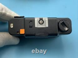 Minox 35ML FILM CAMERA With Minox Flash MT35 in original leather carrying case