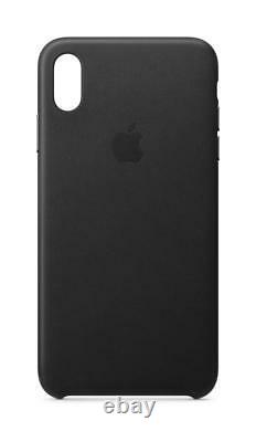 NEW ORIGINAL AUTHENTIC Apple Leather Case For Apple iPhone XS Max MRWT2ZM/A