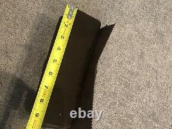 NIB Authentic Original Rolex Saddle Leather 3-4 Watch Storage Roll Case