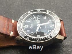 Near Mint SINN 104. ST. SA Pilot Watch 41mm SS Case Automatic 26 Jewels Mens Watch