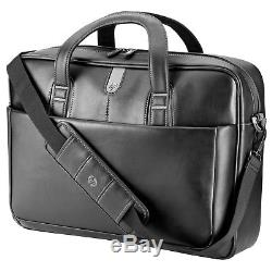 New Original HP Professional Leather Case H4J94AA 17.3 Notebook-Tasche