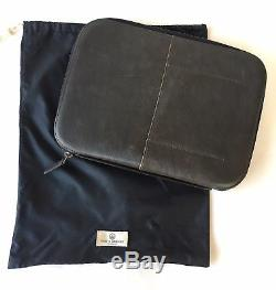 New THIS IS GROUND Original MOD Tablet Leather Organizer Case Pencil Holder $329