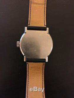 Ochs Und Junior Date Watch Excellent Condtion! Comes with original leather case
