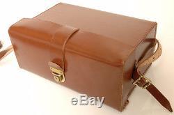 Original Benser For Leica M Leather System Case. Exc++