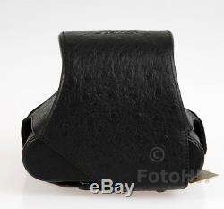 Original Leica Ostrich Leather Case For Leica M6, M6ttl, M7, Mp Or M-a (14862)