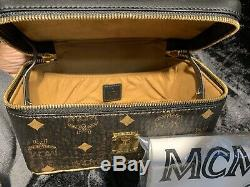 Original MCM Rockstar Vanity Case in Gradation Visetos Brand New With Tags
