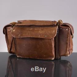 Original Nagra IS Leather Bag Case Leder Tasche